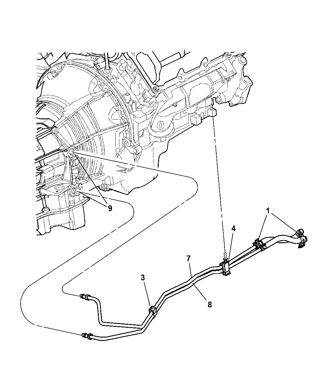 04 jeep liberty transmission