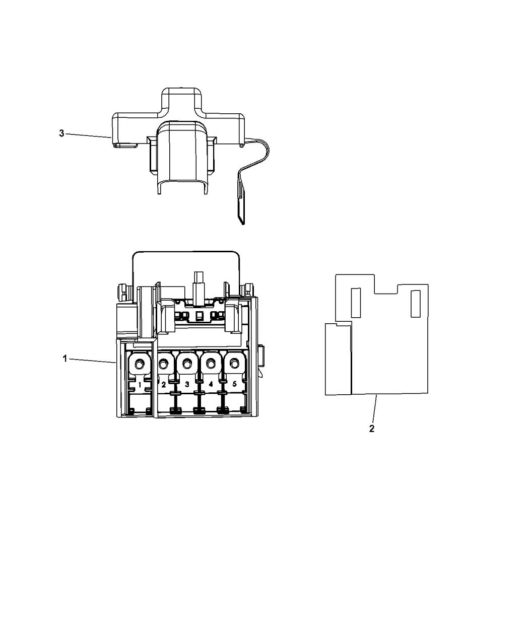 68242329aa genuine mopar nut. Black Bedroom Furniture Sets. Home Design Ideas