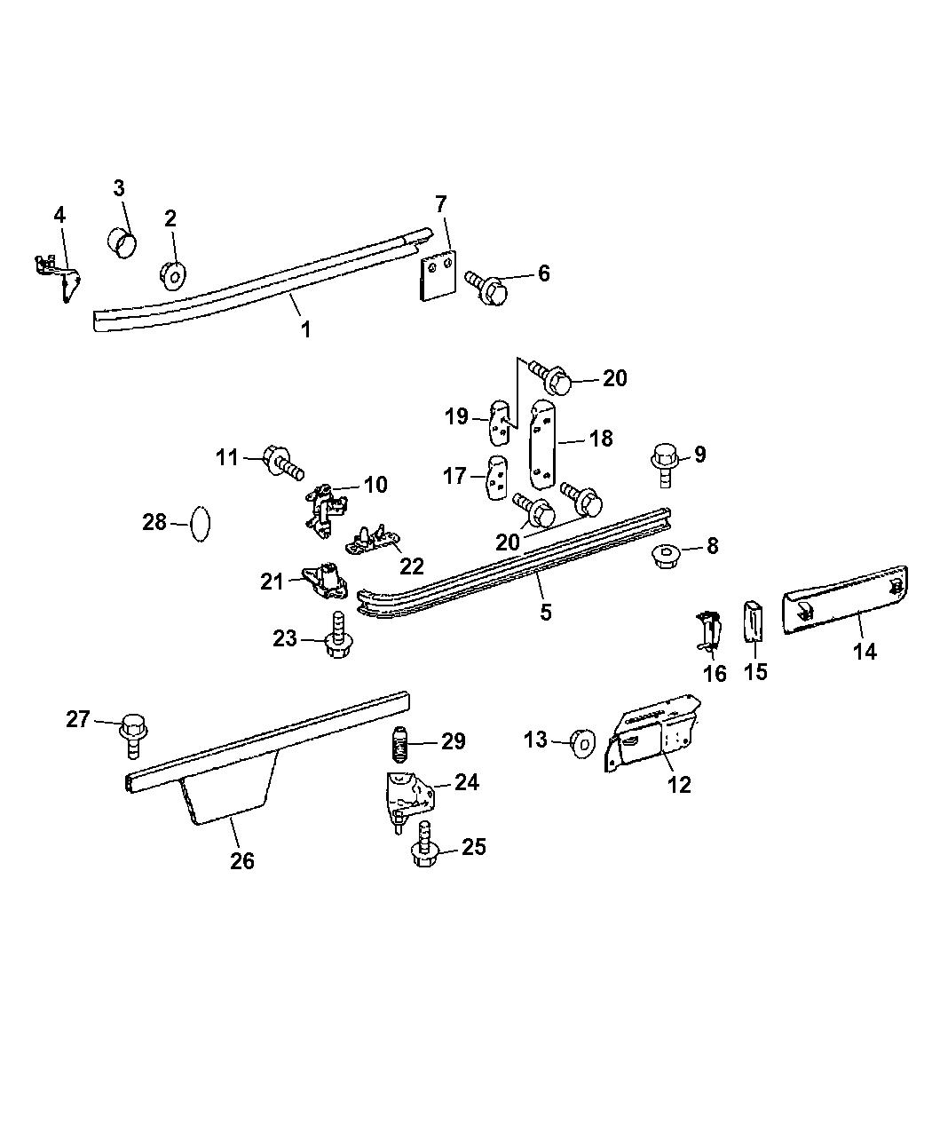 2008 Dodge Sprinter 2500 Sliding Door Rail Suspension Wiring Diagram