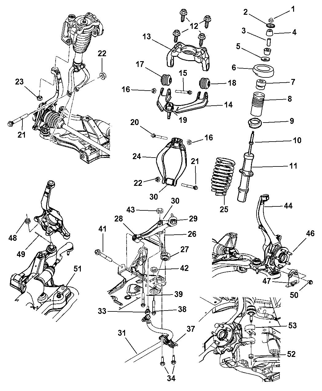 2002 Dodge Stratus Front Suspension Diagram Best Wiring Diagrams Teach Engine Teach Engine Ekoegur Es
