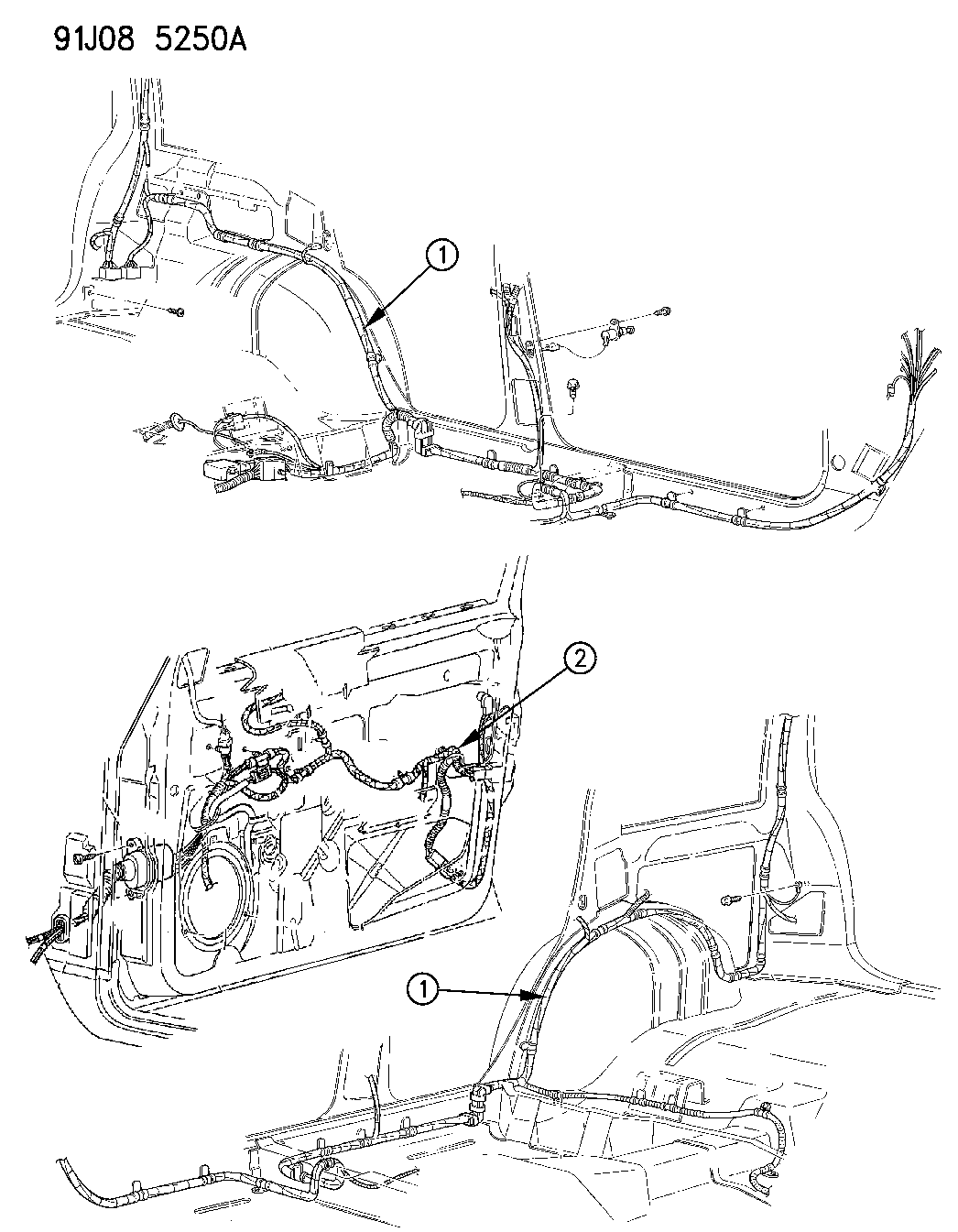 Wiring Diagram Jeep Grand Cherokee Zj