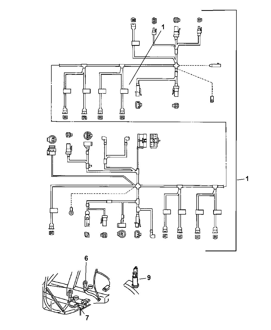 1998 dodge viper wiring engine related mopar parts giant rh moparpartsgiant com