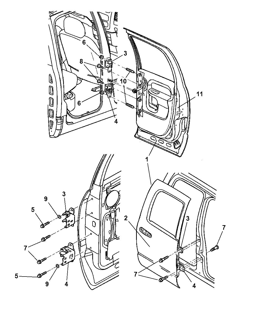 2003 Dodge Ram 1500 Parts Diagram