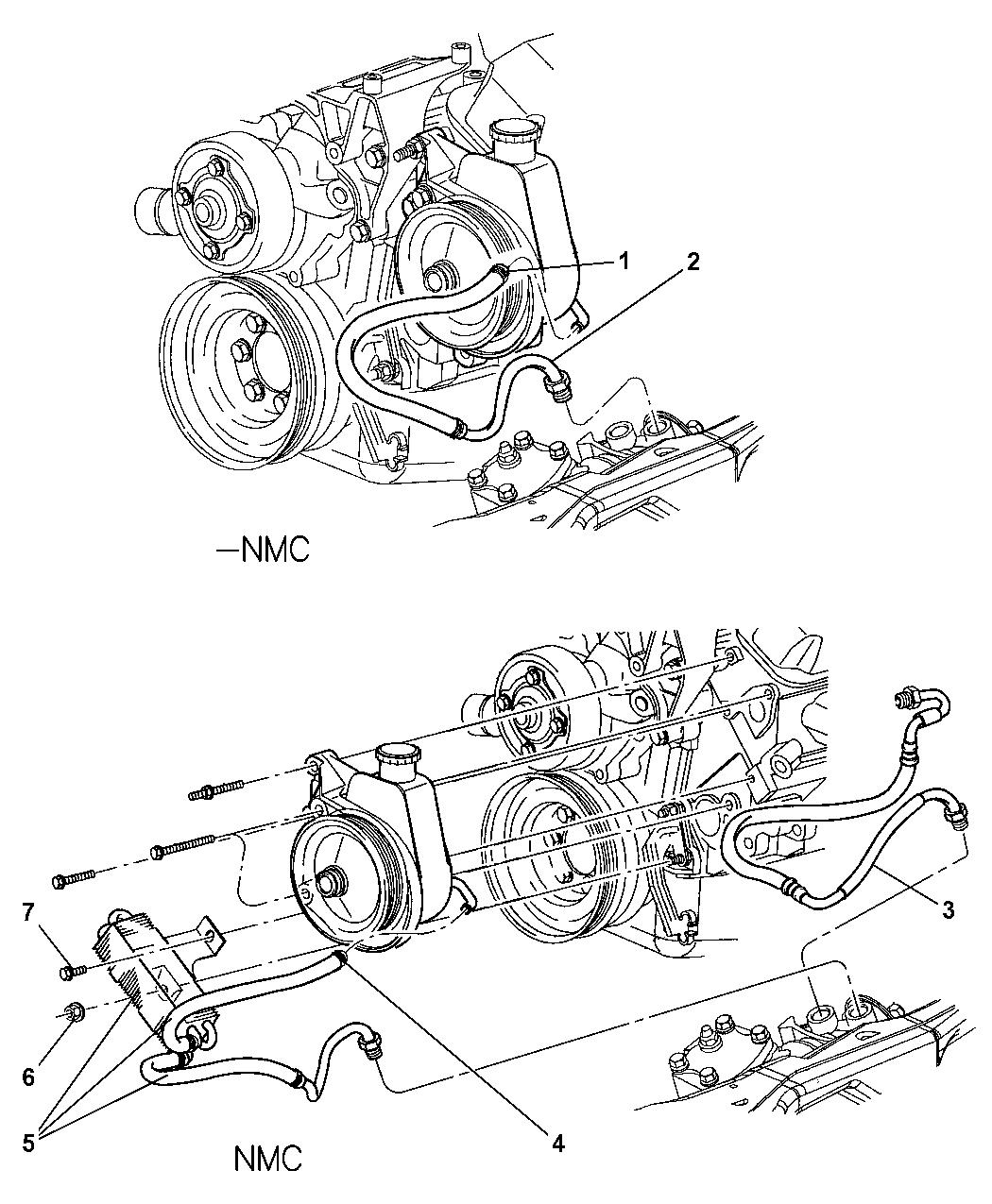 98 Dodge Durango Engine Diagram