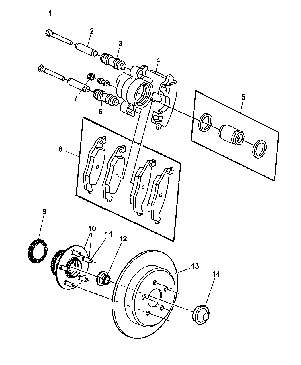Lift Gate Wiring Harnes Diagram