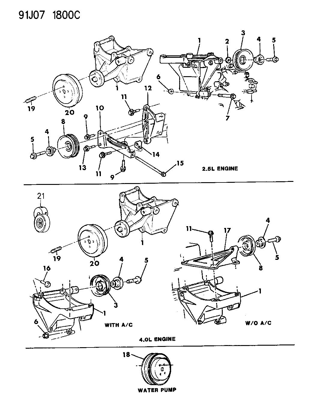 DIAGRAM] 92 4 0 Jeep Pulley Diagram FULL Version HD Quality Pulley Diagram  - DIAGRAMPASSABLE.UNICEFFLAUBERT.FRUnicef Flaubert