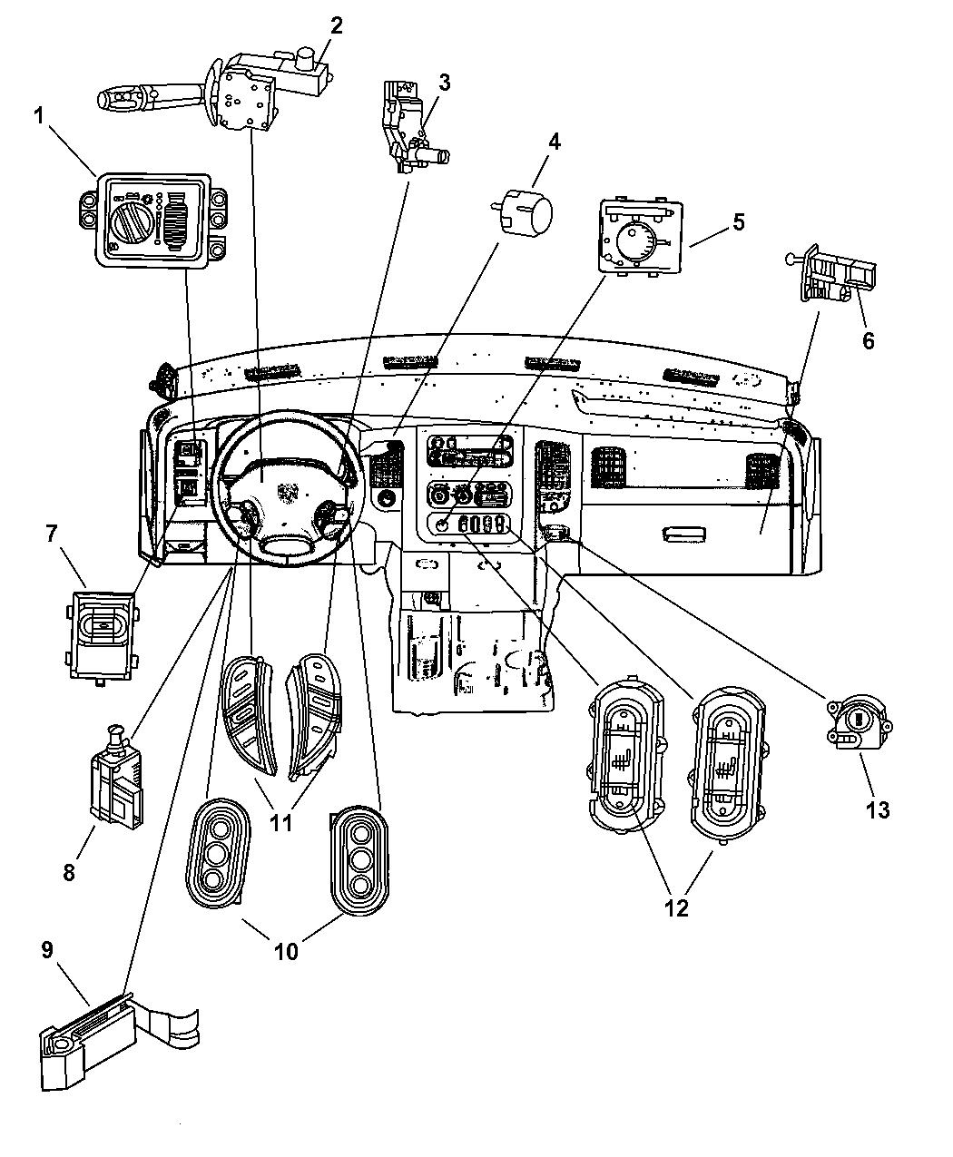 2001 Dodge Ram 1500 Radio Wiring Diagram View Diagram 2001 Dodge Ram
