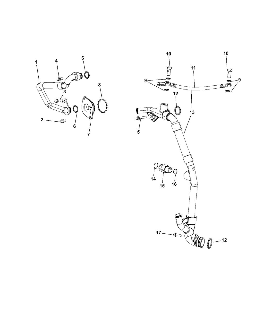 lb7 engine diagram coolant system