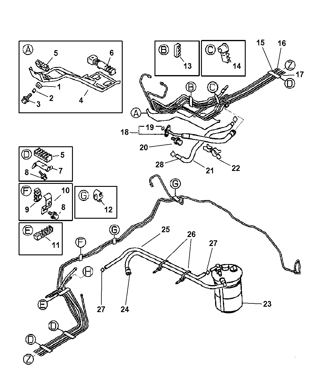 [WRG-8538] Dodge Stratus Fuel Filter