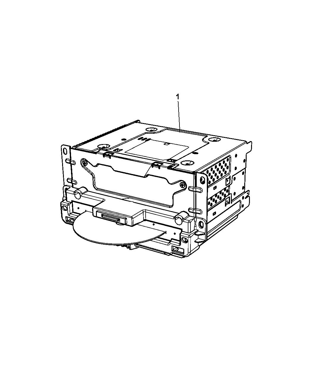 2013 Dodge Journey Radios - Mopar Parts Giant