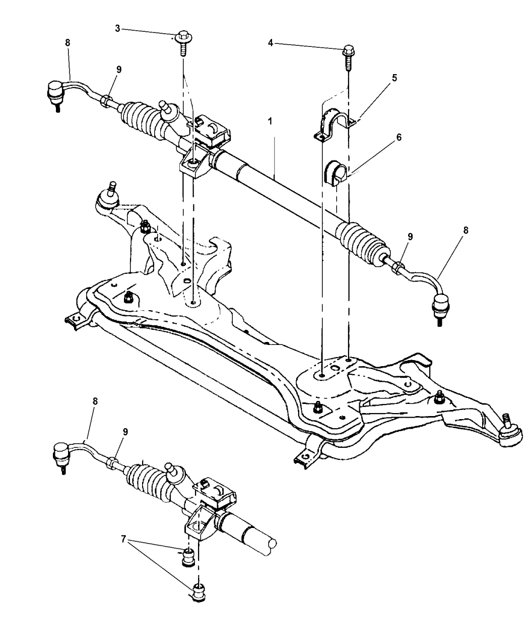 2000 chrysler cirrus gear