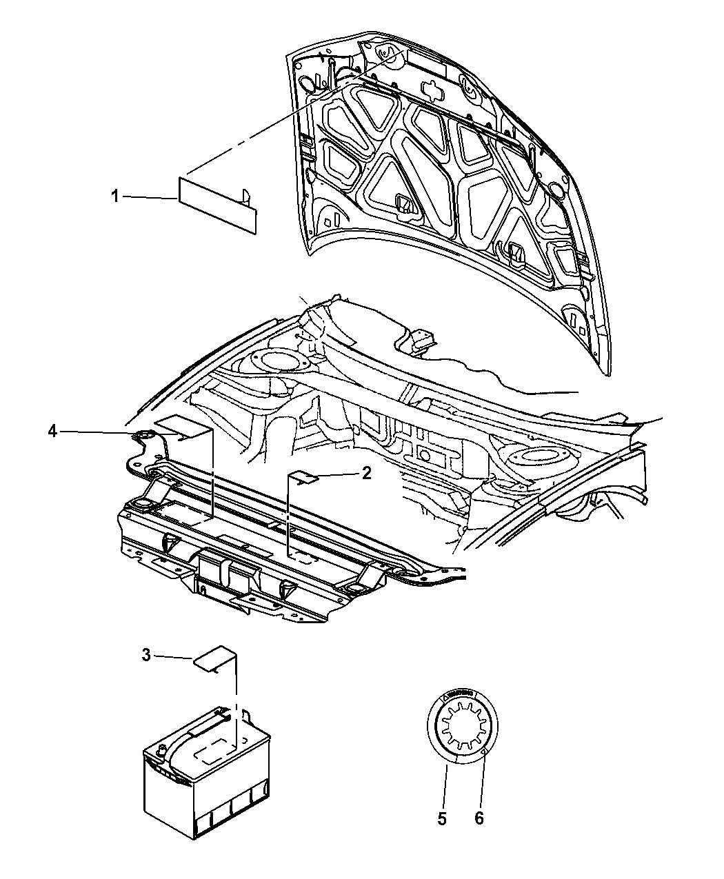 [WRG-2262] Dodge Challenger Engine Diagram