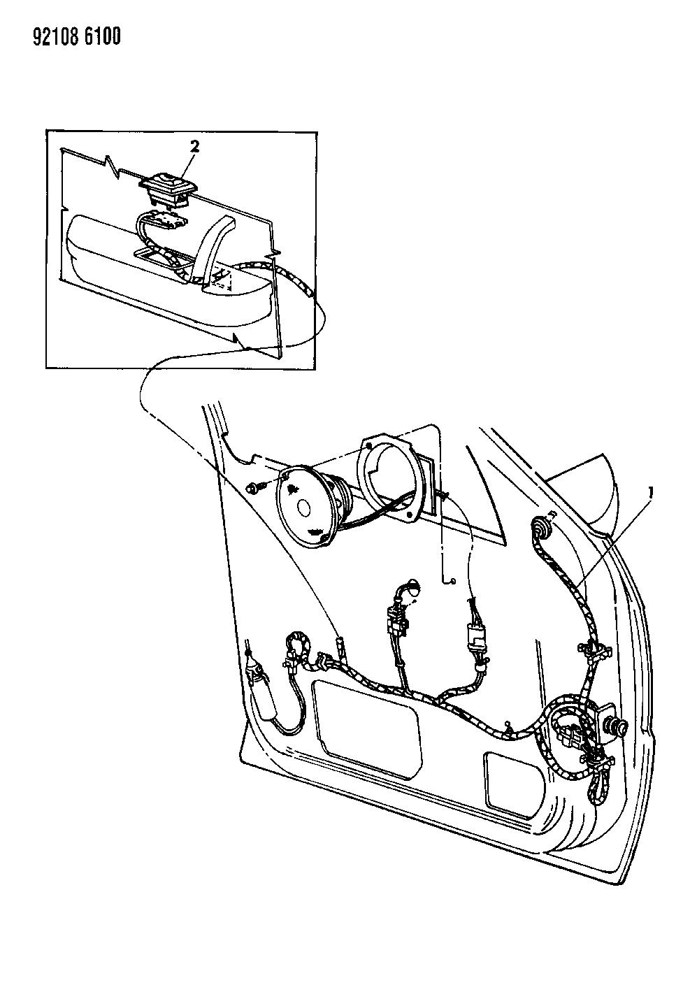 1992 Dodge Shadow Wiring Diagram