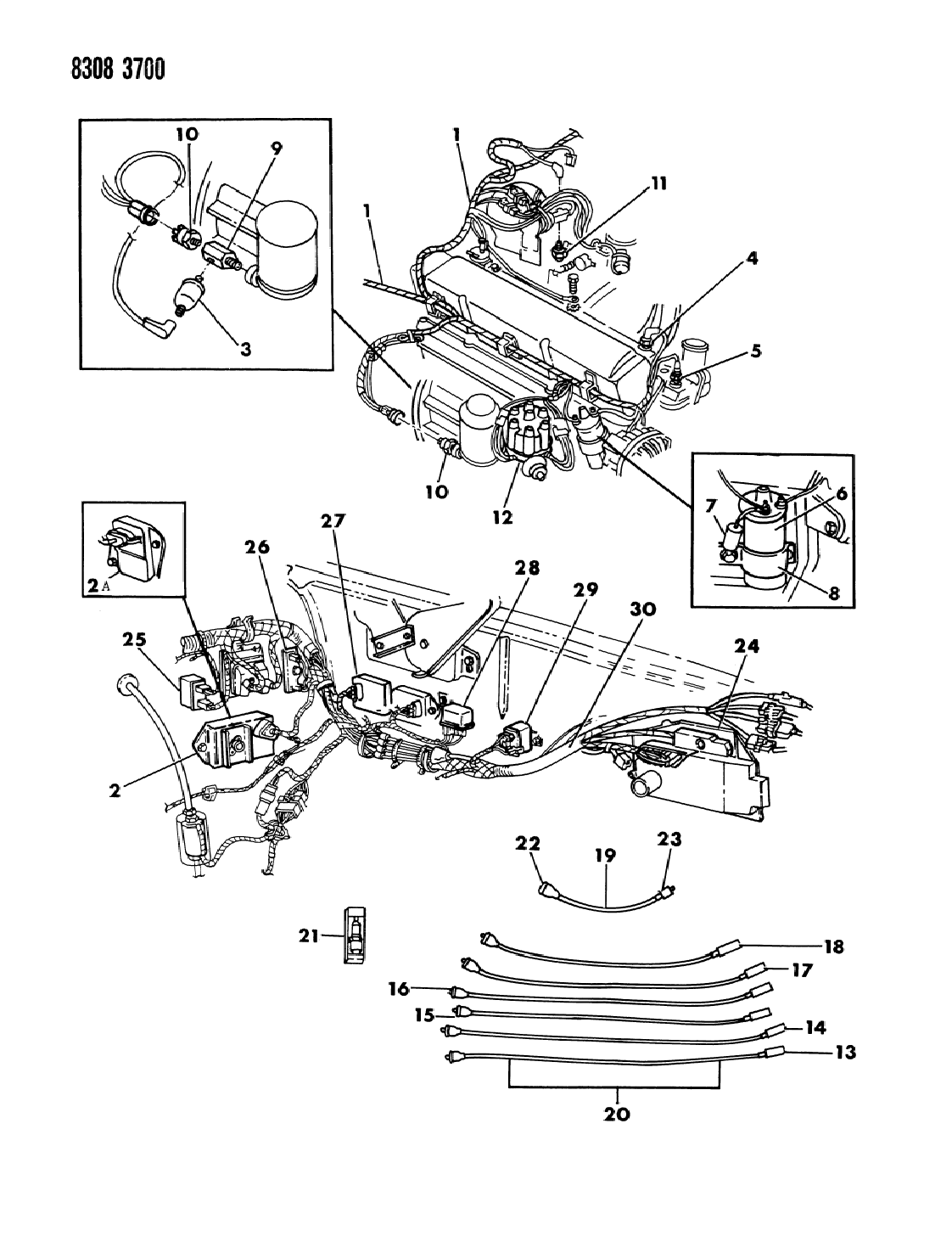 1986 chevy truck engine wiring diagram 4289926 - genuine mopar unit oil pressure sending