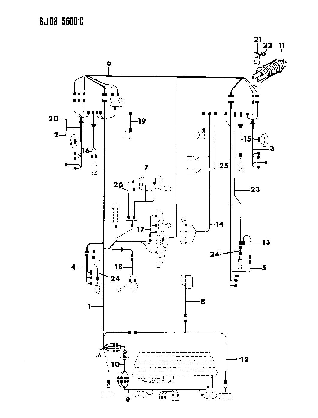 Mopar A Body Wiring Diagram