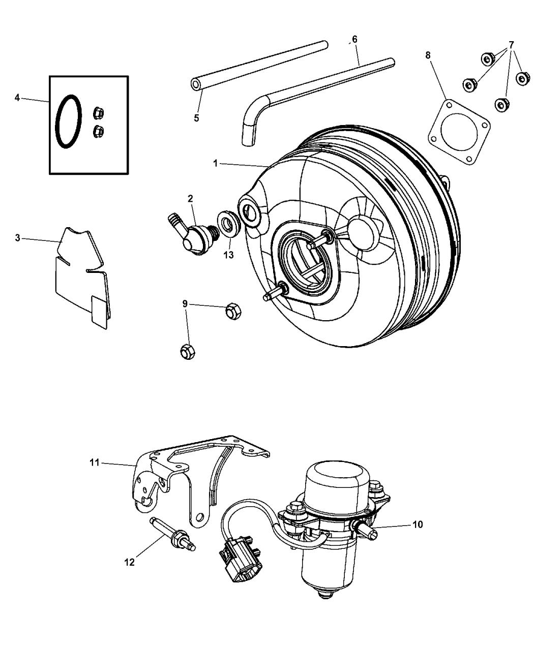 1995 Dakotum Wiring Schematic