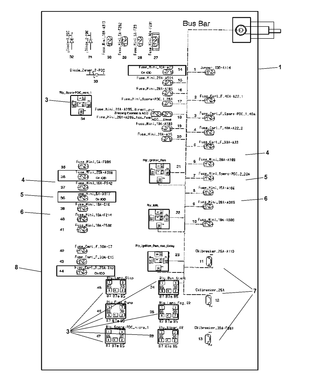 Radio Wiring Diagram For 06 Chrysler 300