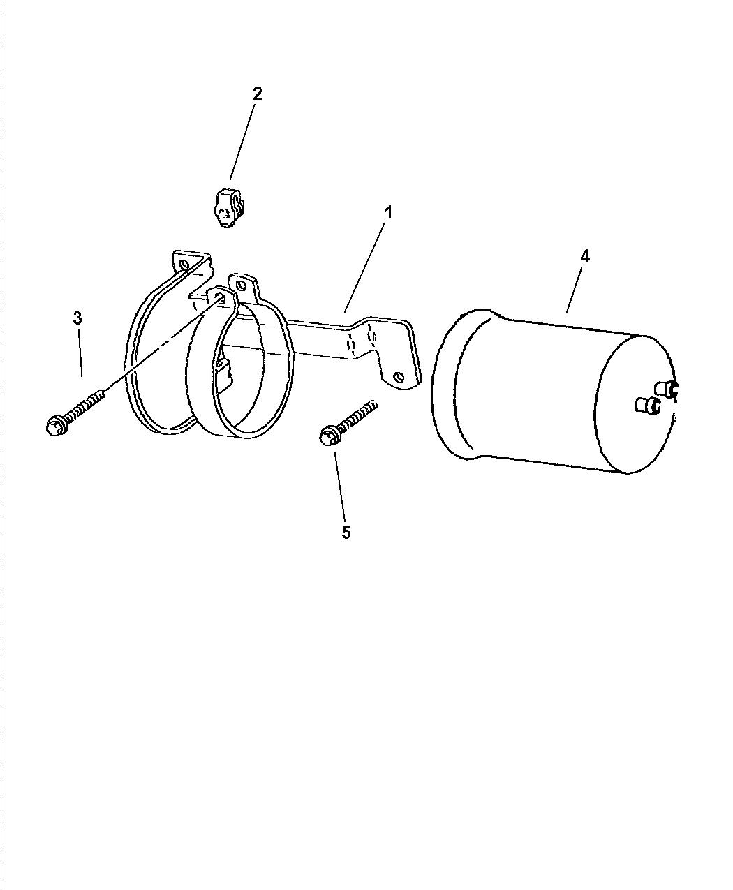 1997 dodge ram 2500 vacuum canister