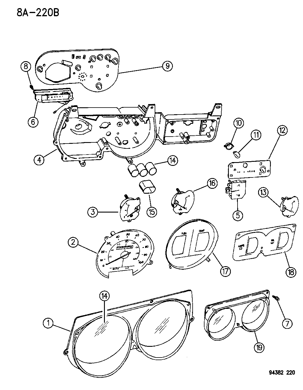 1996 Dodge B3500 Wiring Diagram