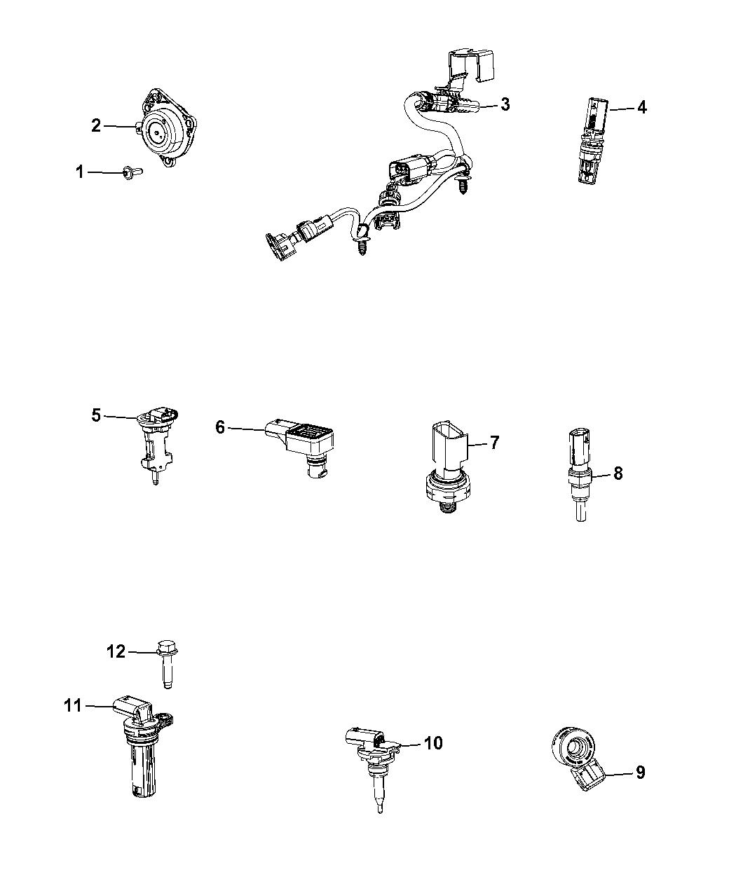 Genuine Mopar SPROCKET-CAM PHASER