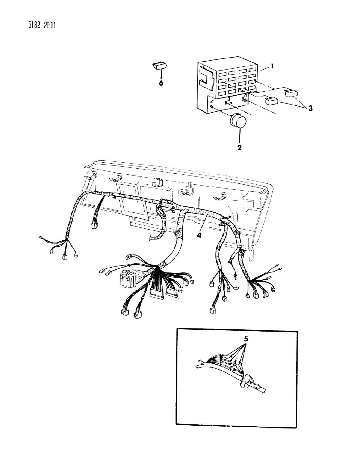 7ba901 1985 chrysler lebaron fuse box | wiring library  wiring library