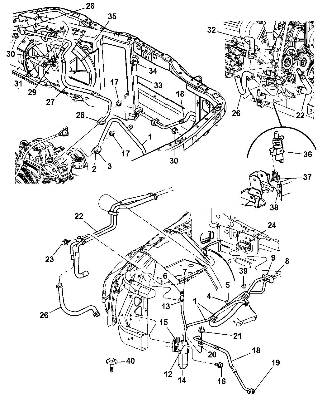 2007 Dodge Durango Parts Diagrams • Wiring Diagram For Free