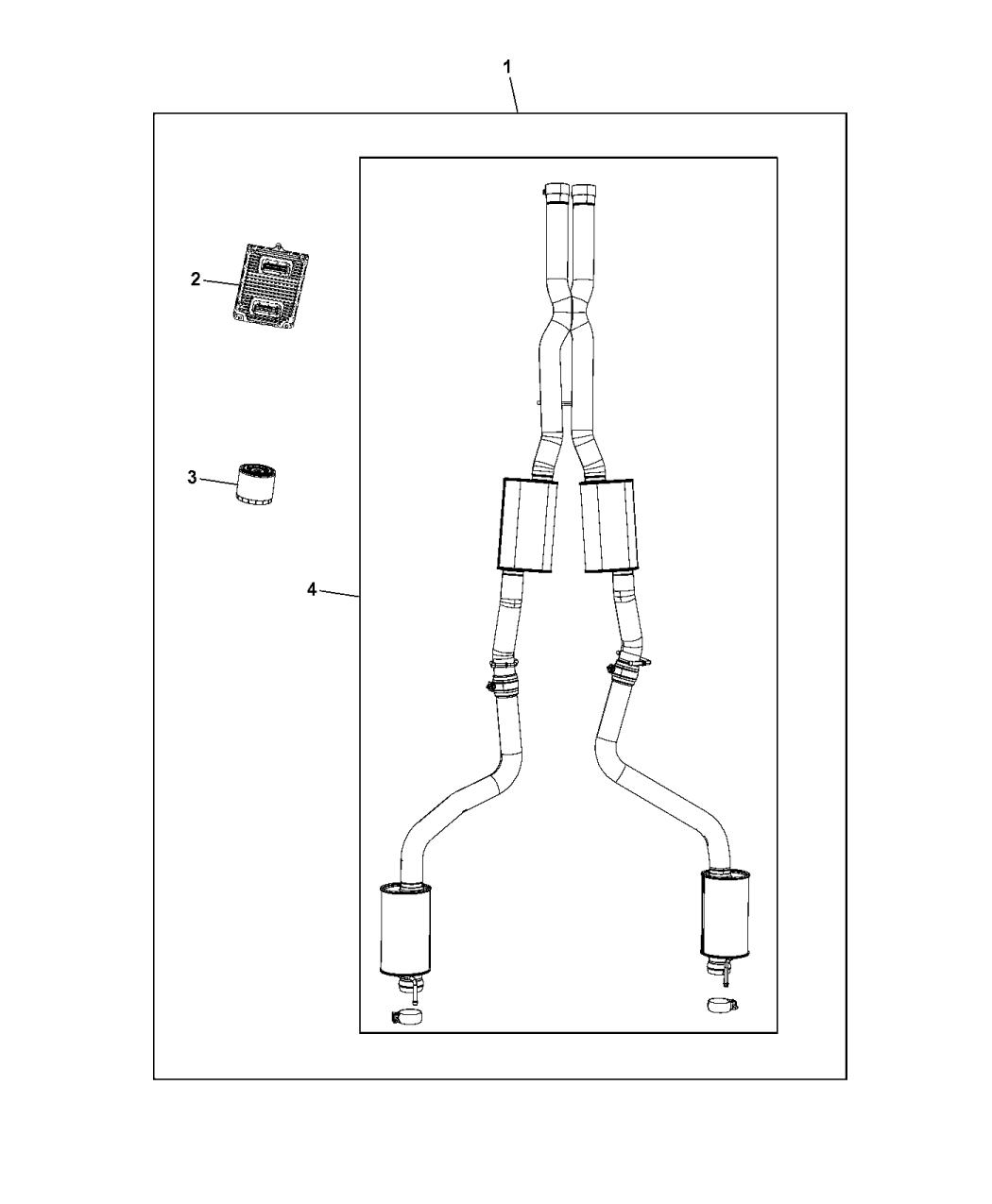 2017 Dodge Challenger Performance Kit Scat Pack Srt 4 Wiring Harness Diagram