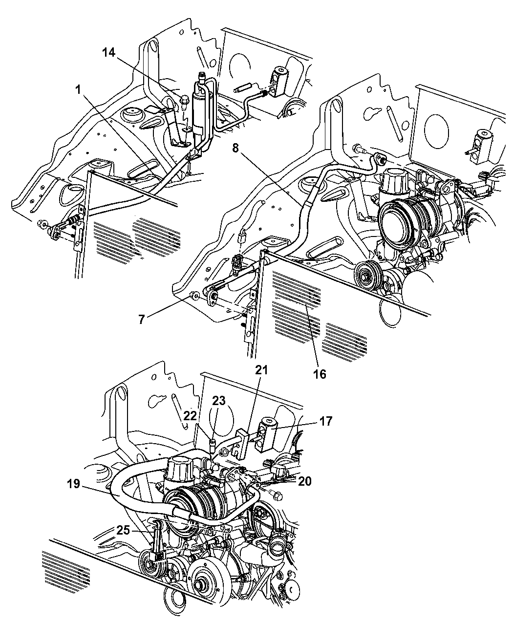 2002 Jeep Grand Cherokee 4 7 Engine Parts Diagram. Jeep