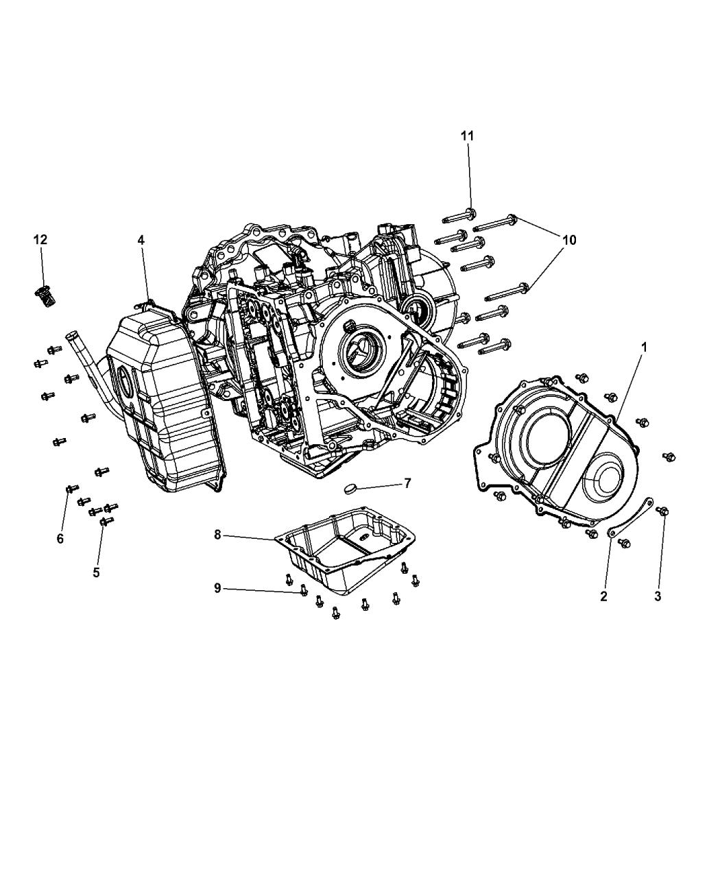 oil pan torque specs dodge caravan