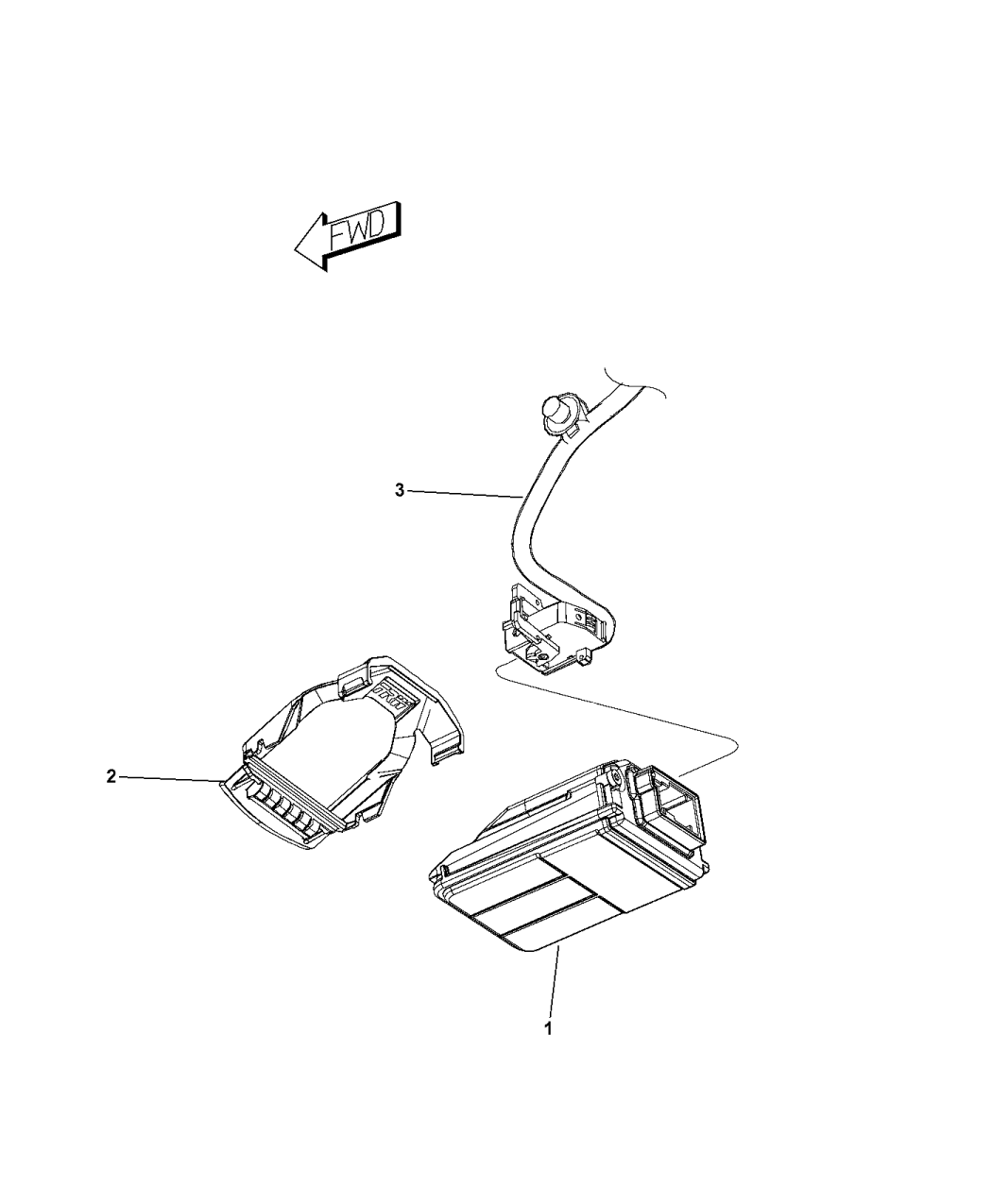2014 Jeep Grand Cherokee Front Camera System Mopar Parts Giant 2013 Wrangler Engine Electrical Diagram