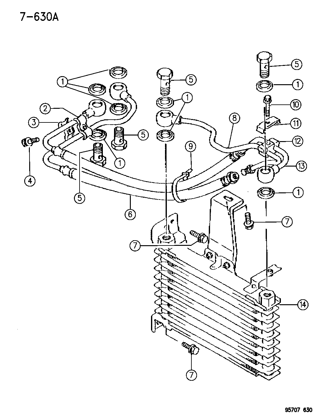 1991 dodge stealth engine diagram