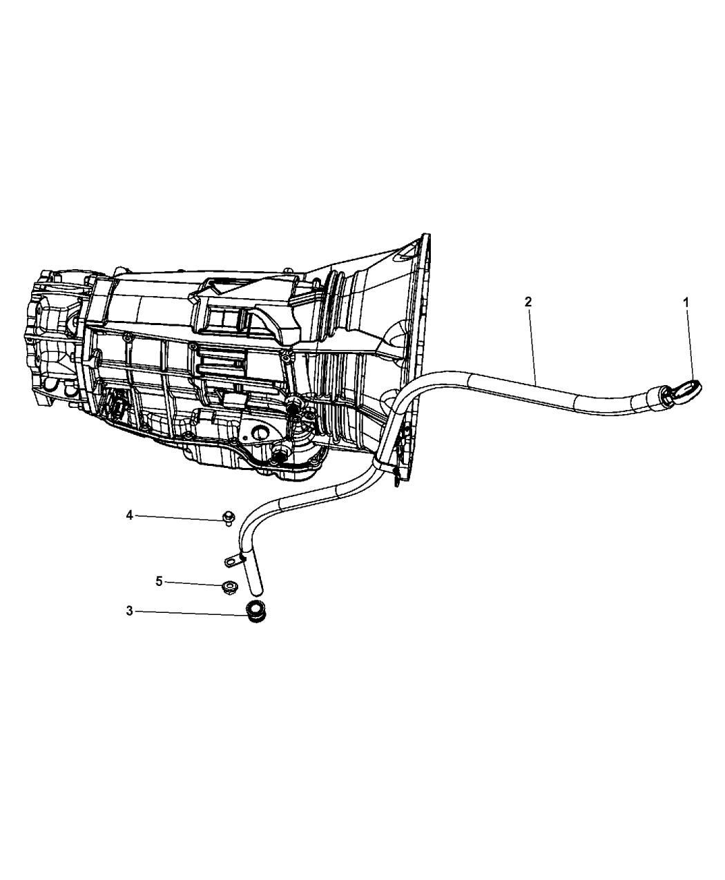 2014 Ram 2500 Oil Fill Tube Related Parts Mopar Giant 68rfe Wiring Diagram Thumbnail 1