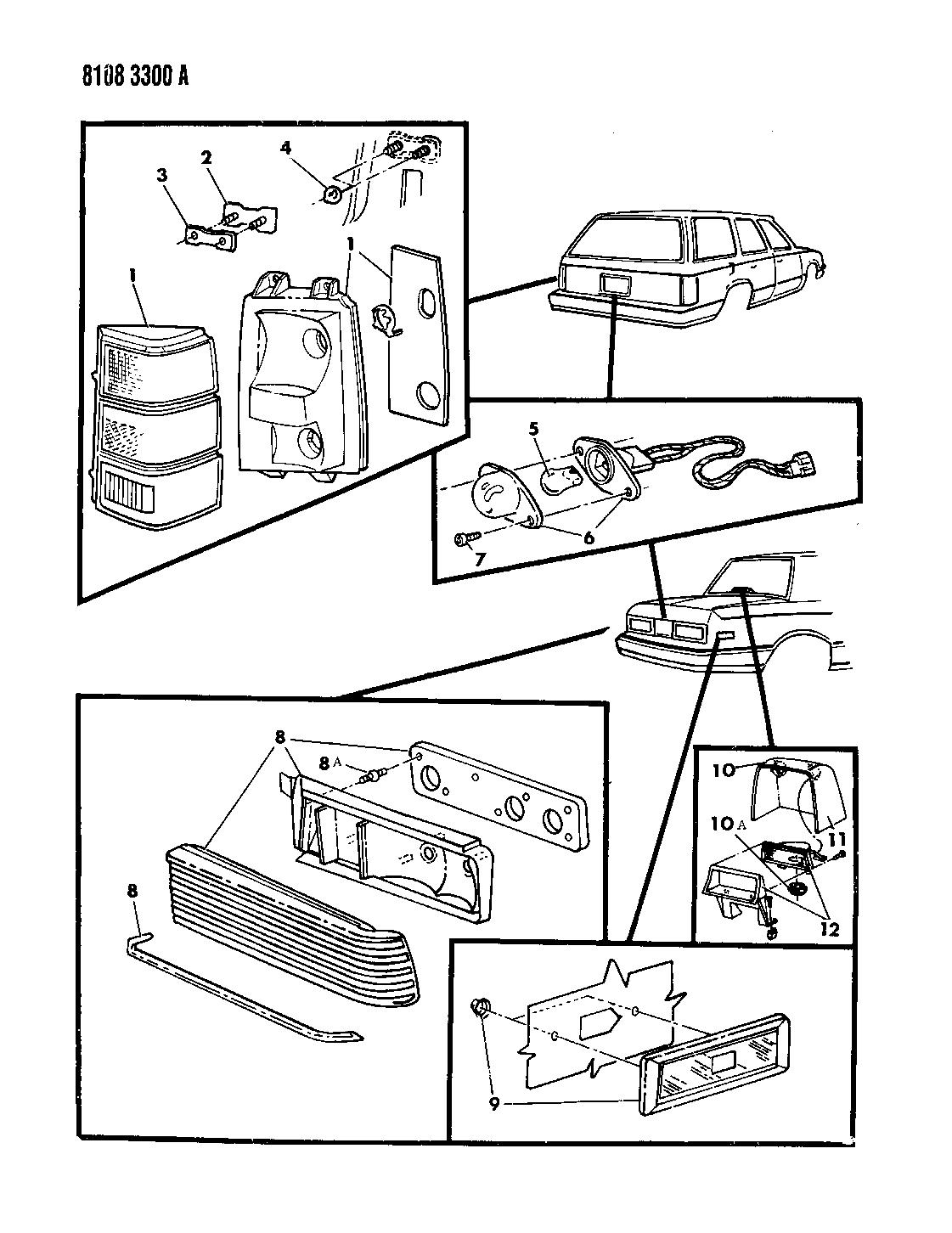 1988 dodge aries wiring diagram dodge aries wiring diagram
