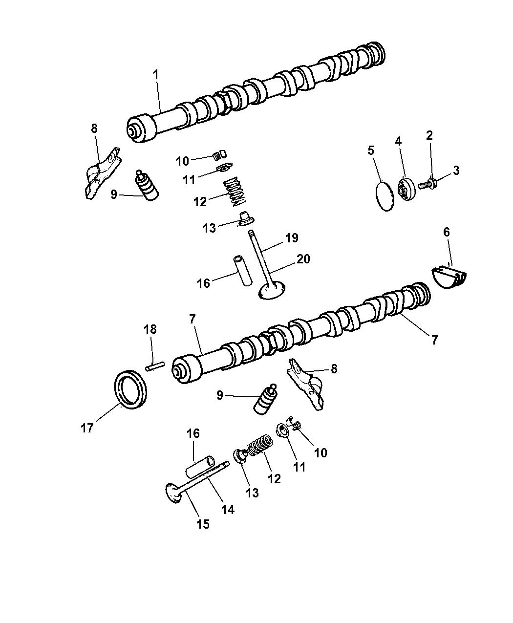 2007 Dodge Grand Caravan Engine Diagram - Cars Wiring Diagram
