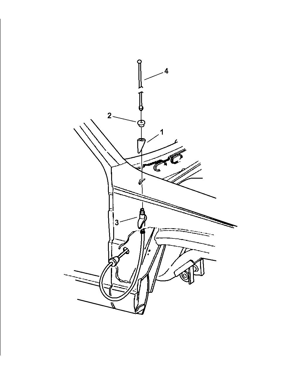 1998 jeep grand cherokee antenna