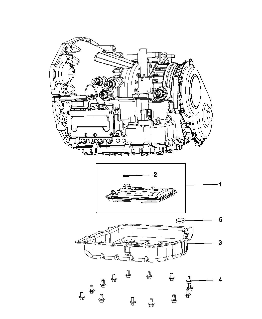 2010 dodge avenger fuel filter