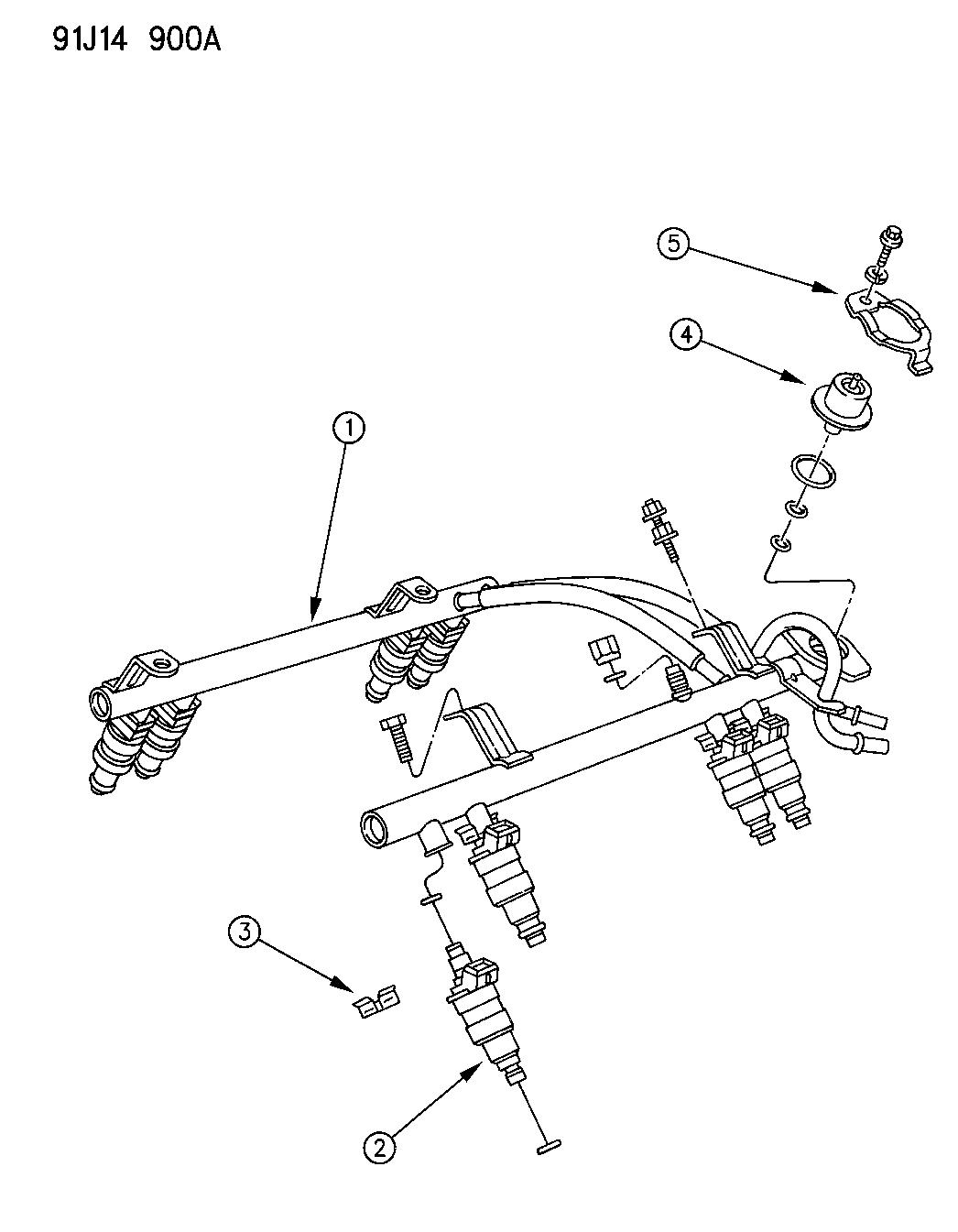1994 Jeep Cherokee Jeep Wrangle Service Repair Manual Download