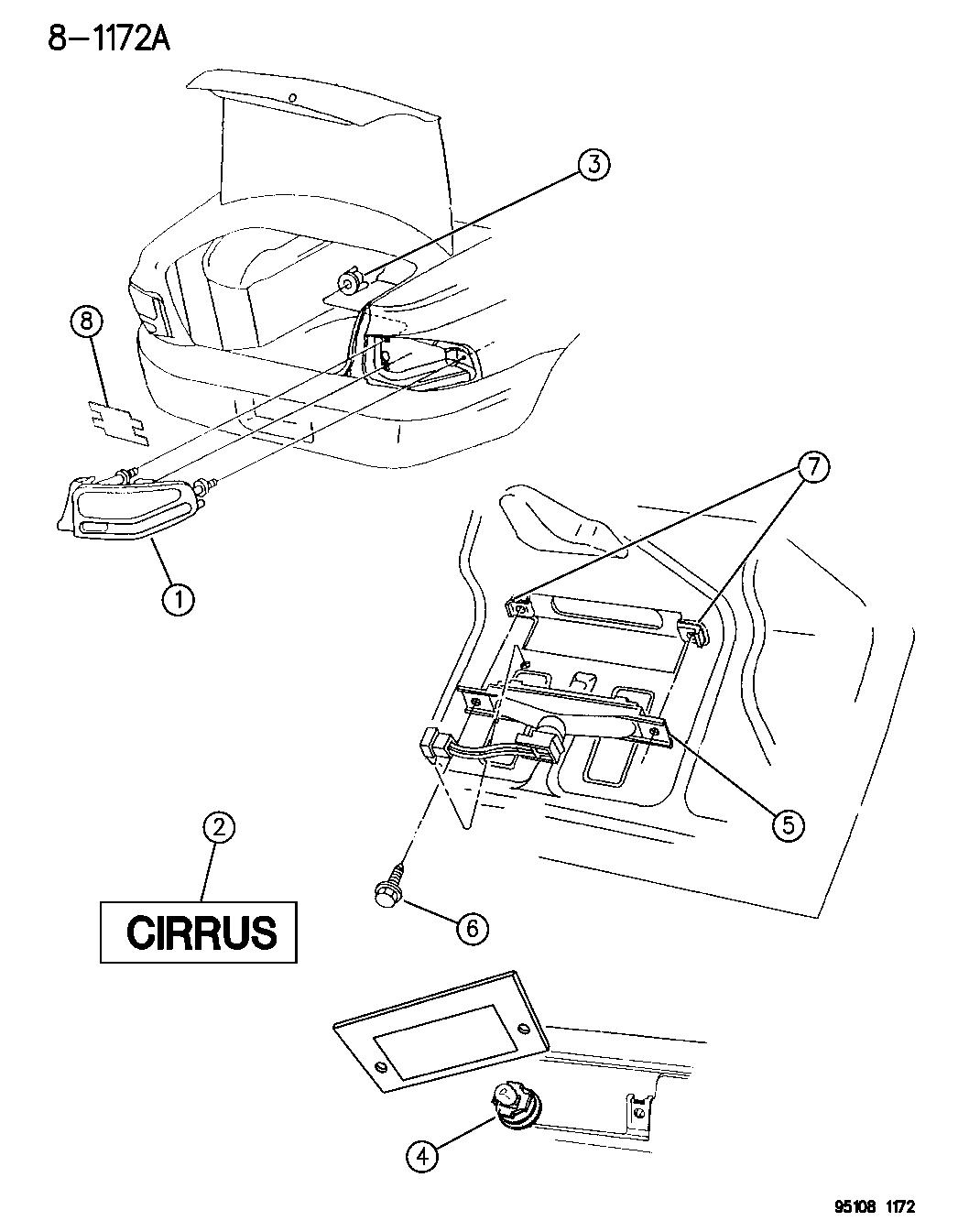 1995 Dodge Stratu Wiring Diagram