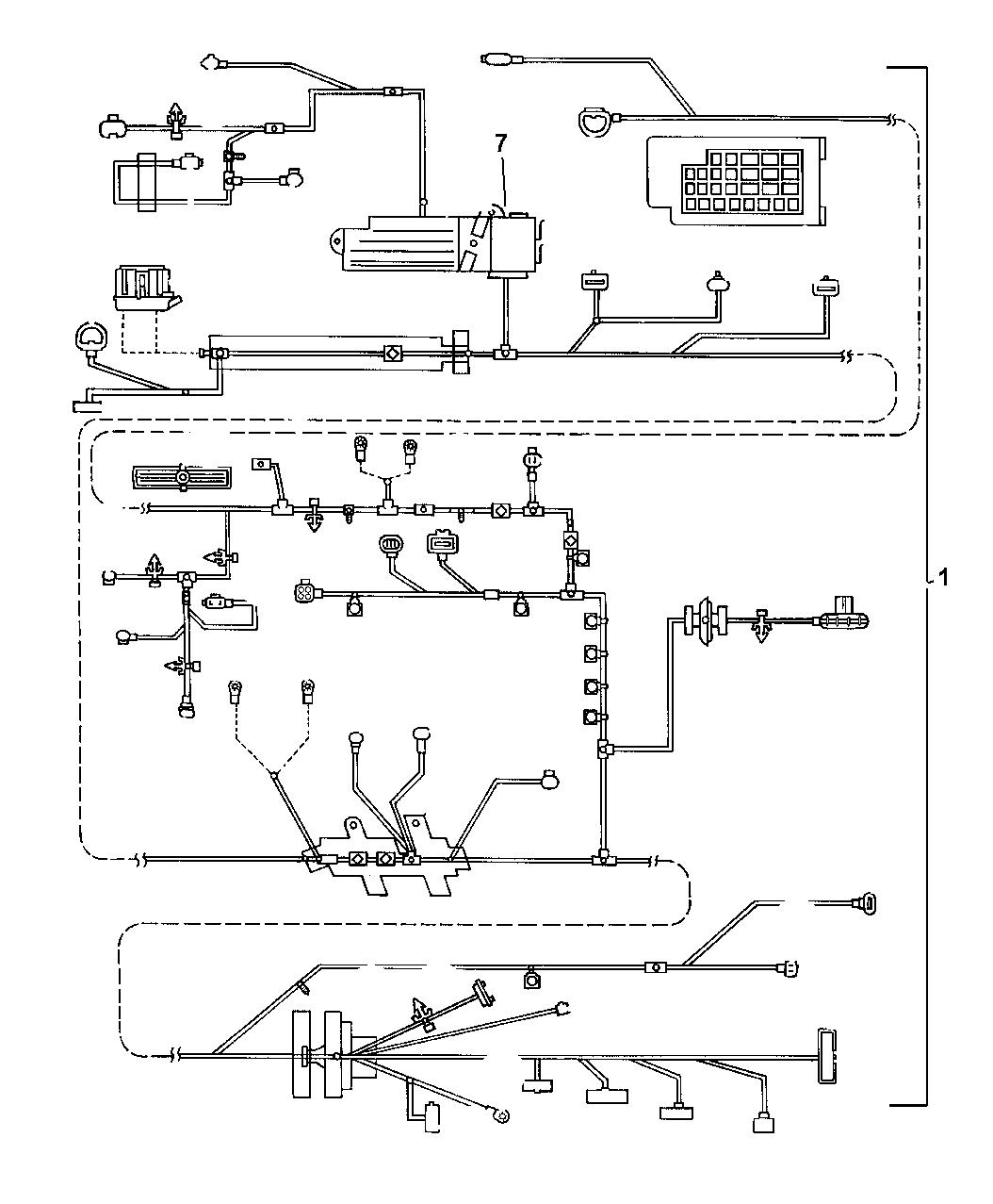 Chrysler Cirru Wiring Diagram
