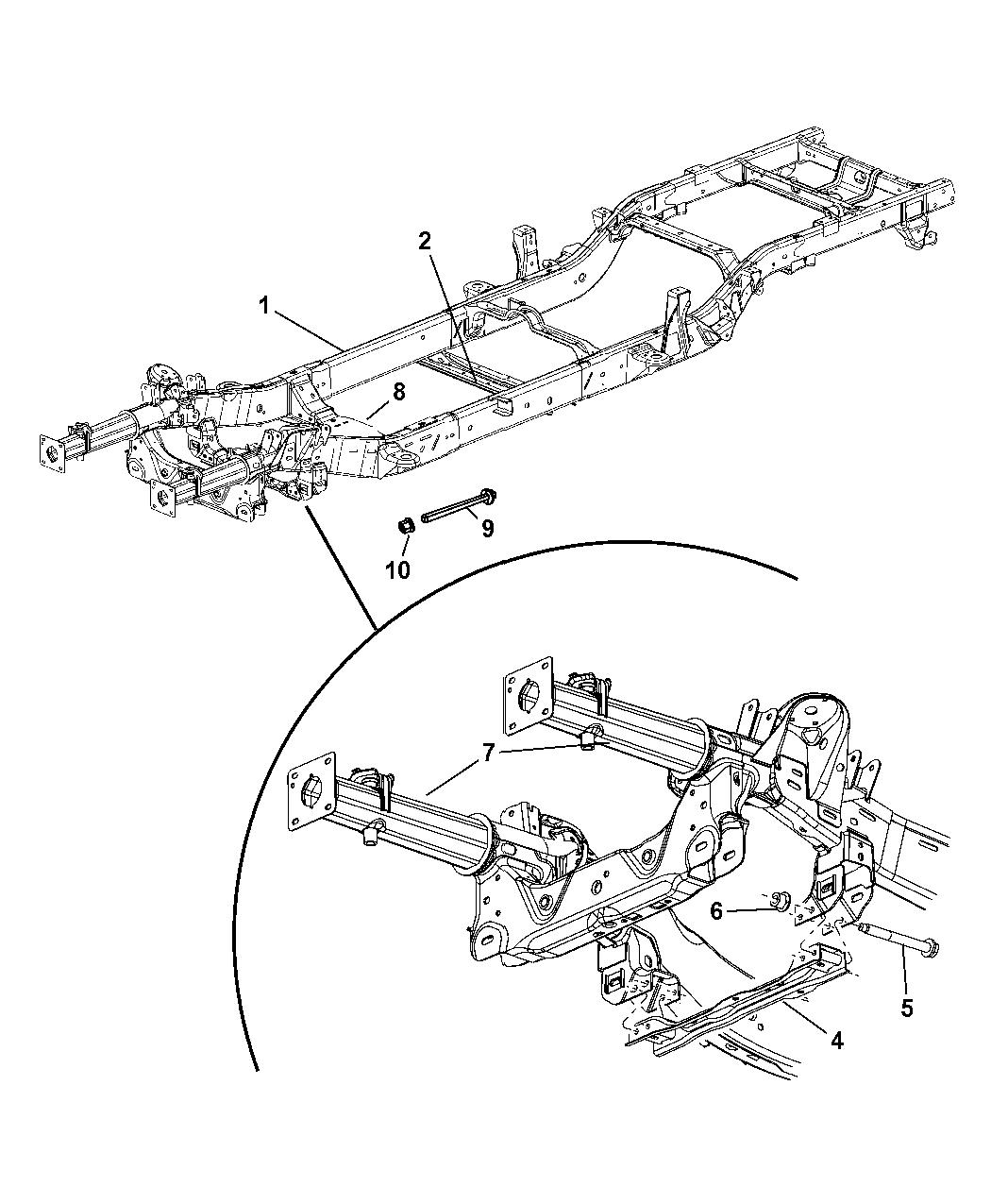 Vehicle parts & accessories 2005 dodge dakota factory repair.