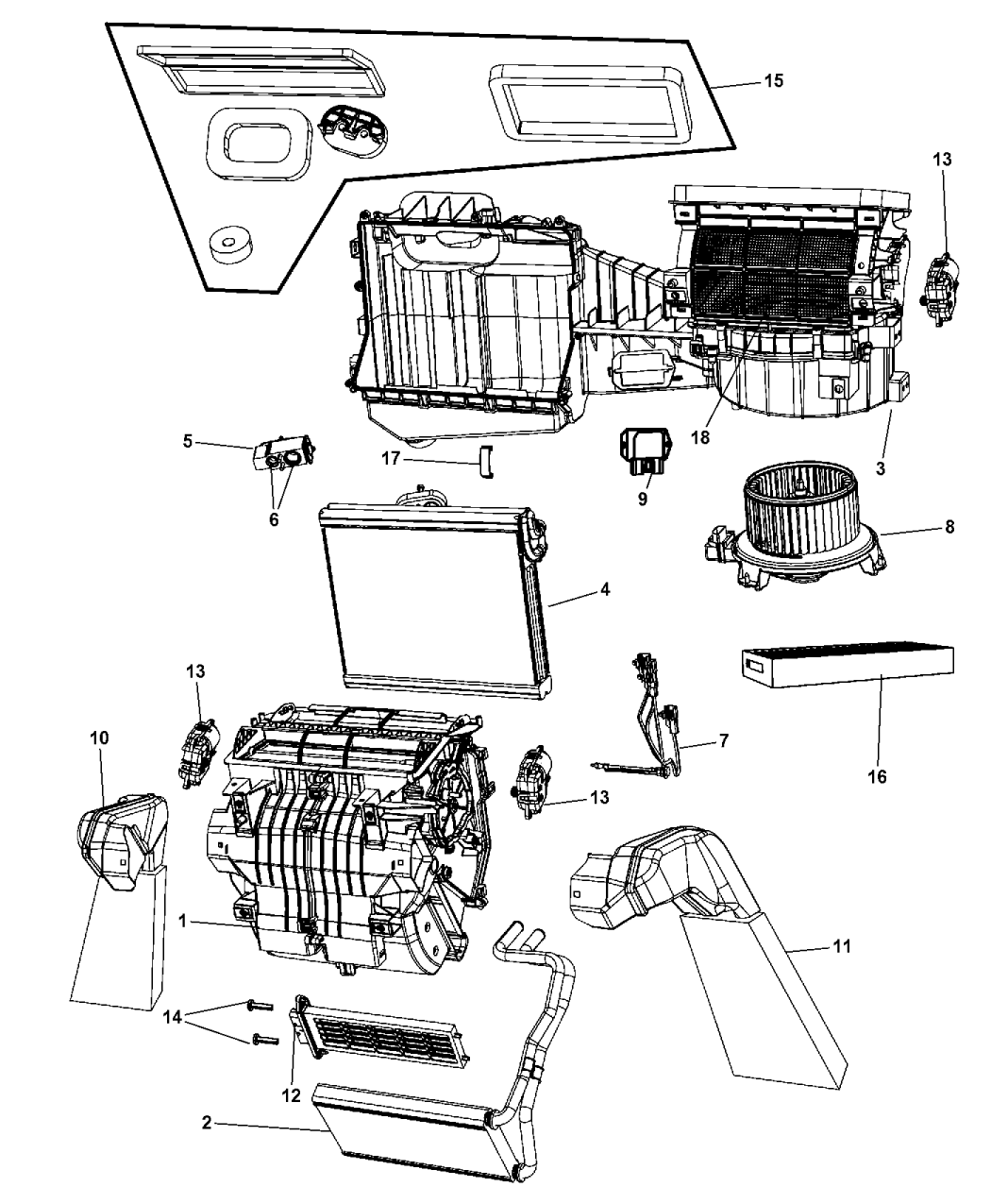 2013 wrangler engine diagram