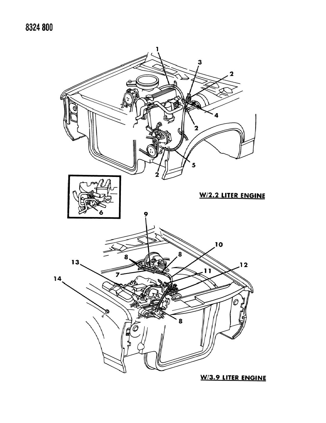 1989 Dodge Dakota Engine Diagram - Wiring Diagram Perform dare-census -  dare-census.bovaribernesiclub.itdare-census.bovaribernesiclub.it