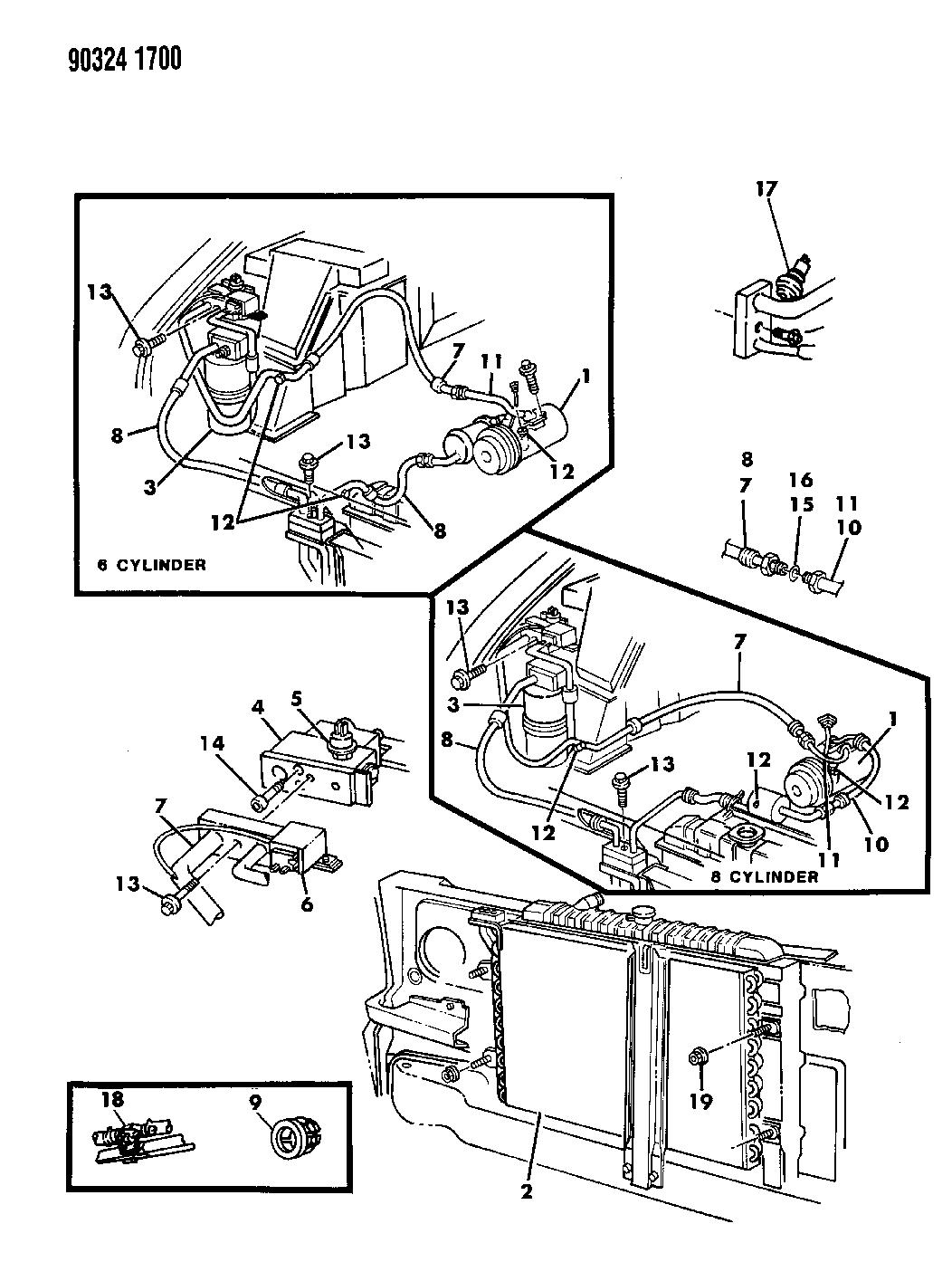 1992 Dodge Parts Diagram Wiring Diagrams Connection Connection Miglioribanche It