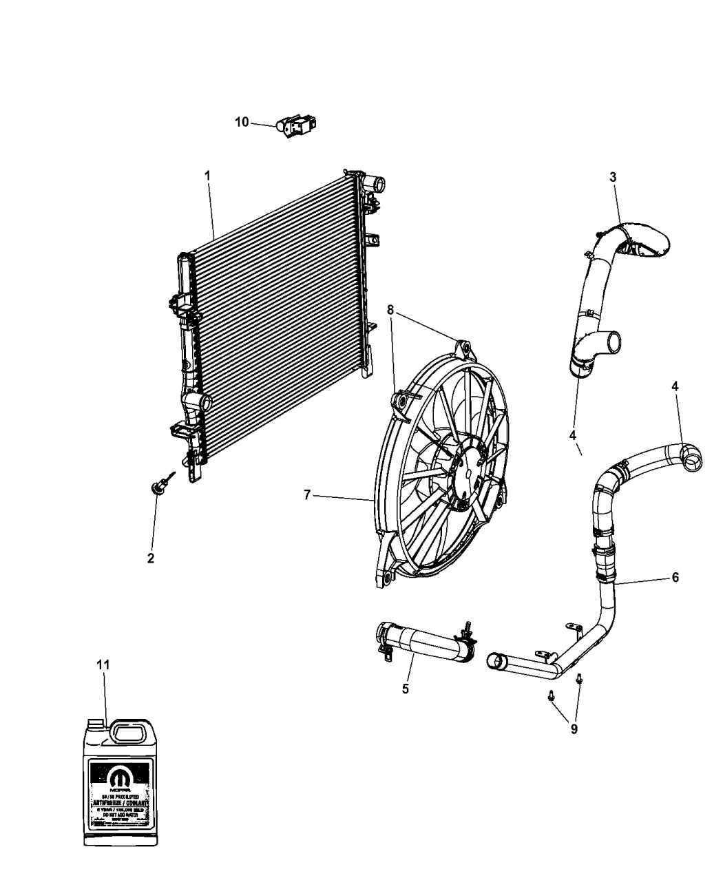 Magnum VS25101 MaxDry Valve Cover Gasket Set