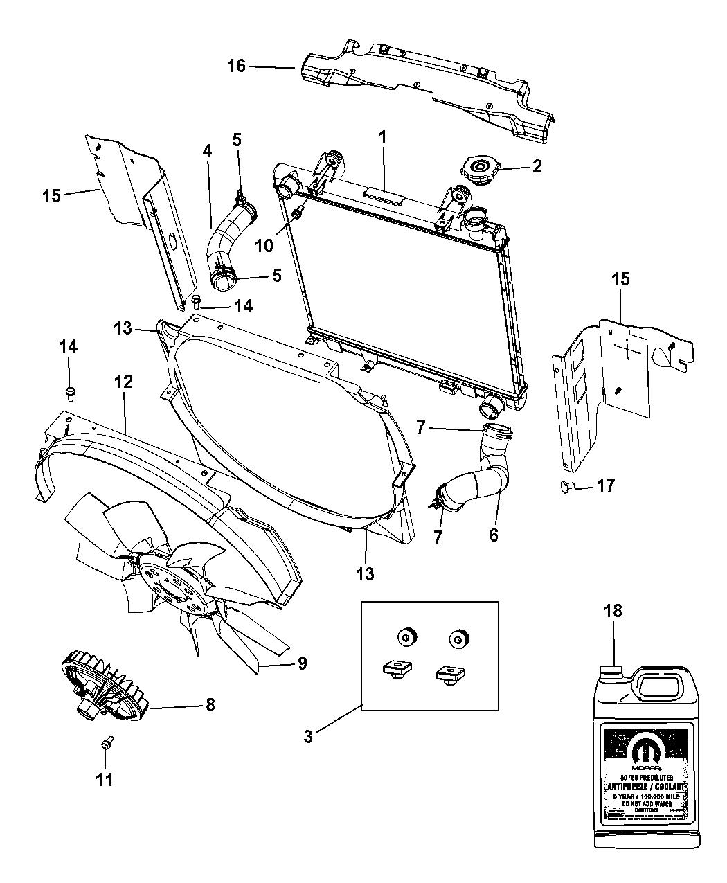 2005 dodge dakota slt engine diagram
