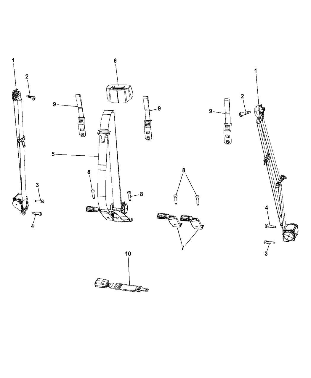 2015 dodge ram 57 hemi belt diagram