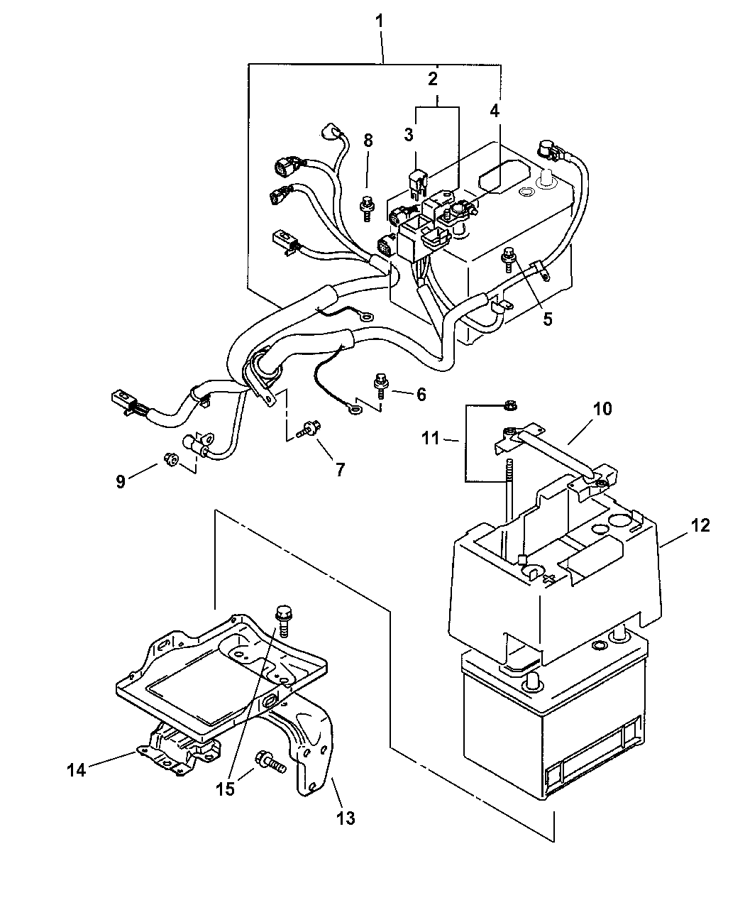 wiring a bat diagram wiring a light diagram #4