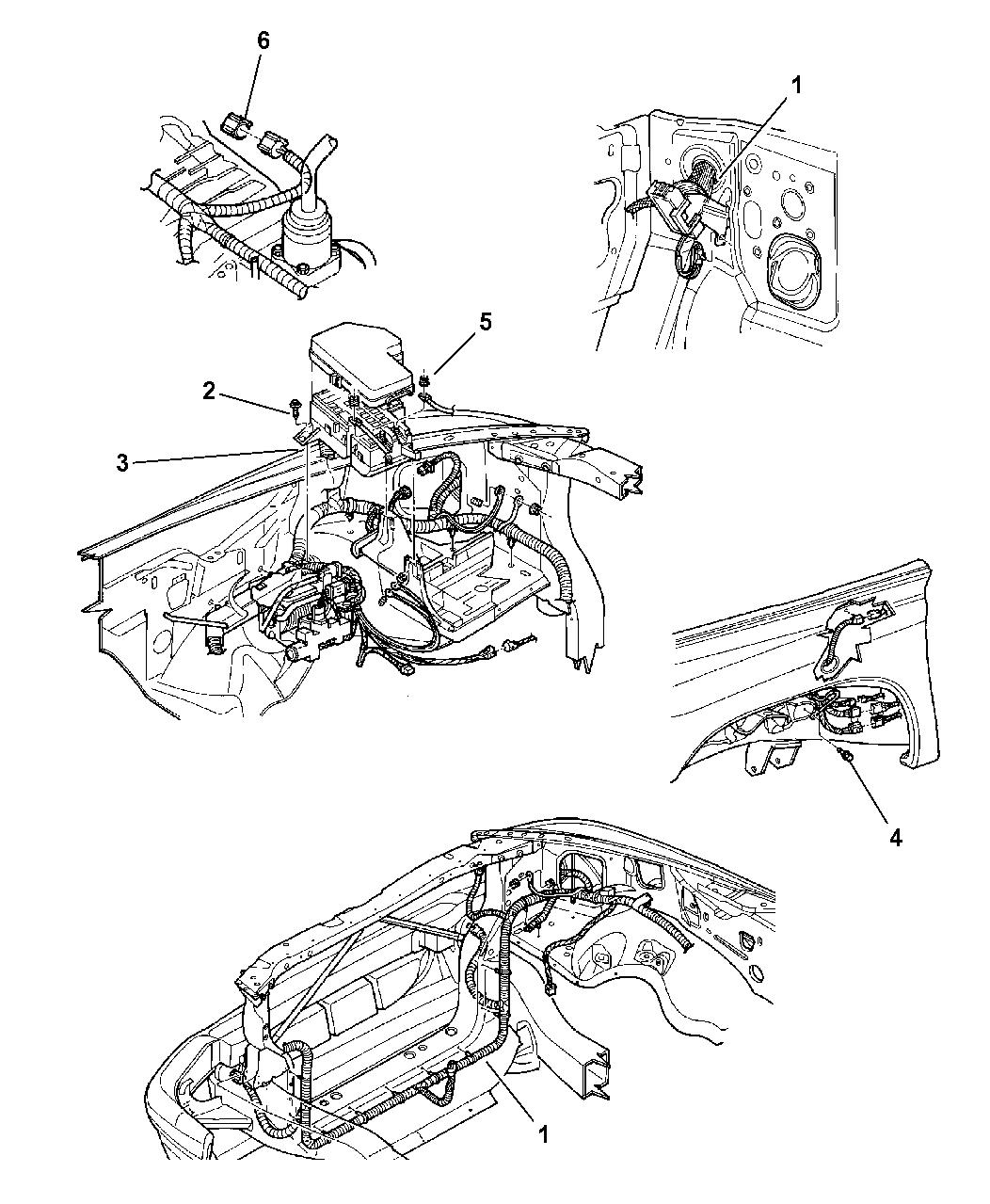 Wiring Diagram For 1998 Dodge Dakotum