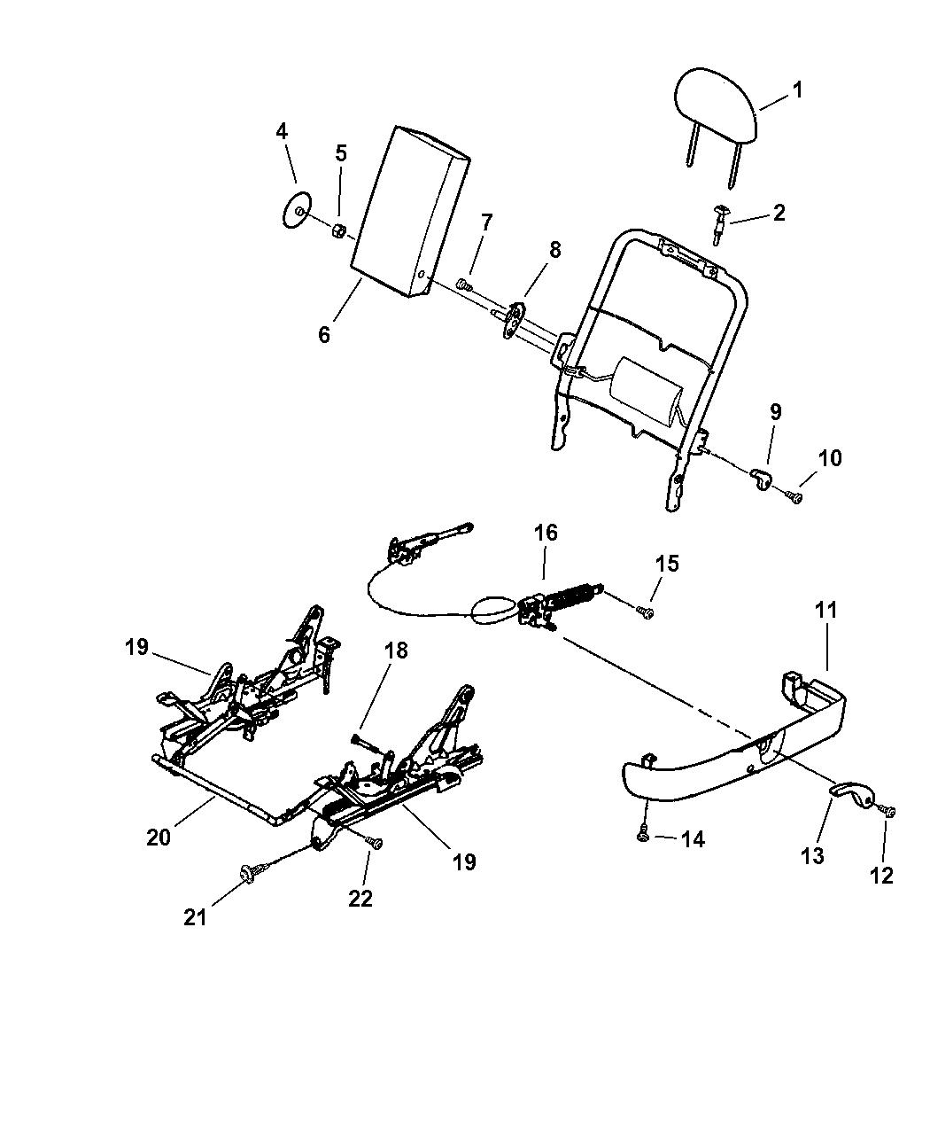 2002 Chrysler 300m Parts Diagram • Wiring Diagram For Free