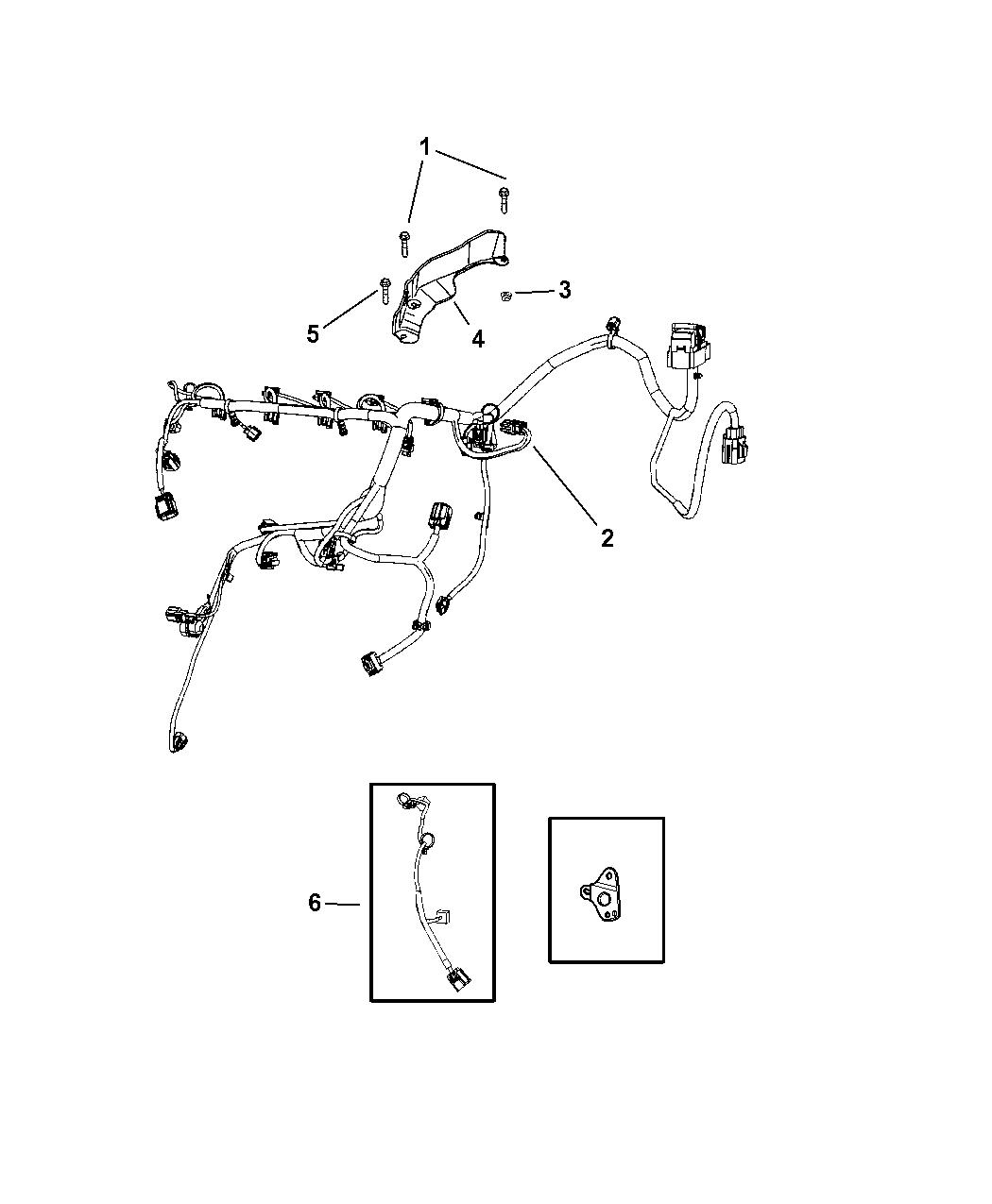 2007 Jeep Compass Wiring Powertrain Transmission Diagram